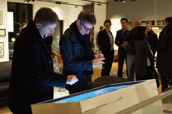 Vernissage BoConcept 3