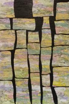 Gestapelte Steine 2, 150 x 100 cm