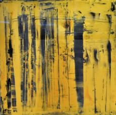 Goldreigen 4, 50 x 50 cm