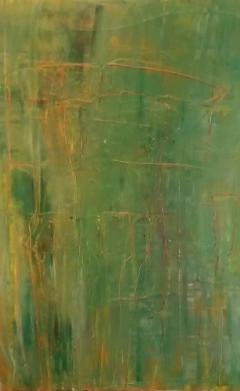 Grün nach Regen