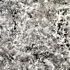 Irma 1, 110 x 110 cm