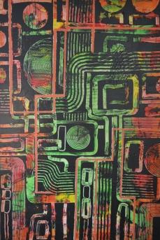 Radialsystem 2, 100 x 150 cm