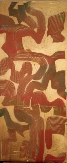 Tanzender Drache, 70 x 165 cm
