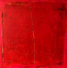 Hannah Arendt, 90 x 90 cm